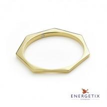Bratara magnetica terapeutica placata aur 18K Energetix-2958-2